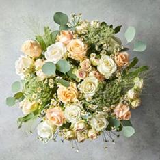 Premium Flower Garden Bouquet