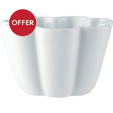 Waitrose Chef's fluted ramekin