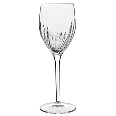 Luigi Bormioli incanto white wine glasses, set of 4