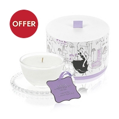 Urban Apothecary Tea Cup Luxury Candle - White Tea