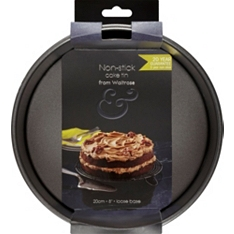 from Waitrose 20cm non-stick cake tin