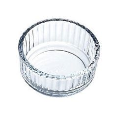 Pxrex glass ramekin