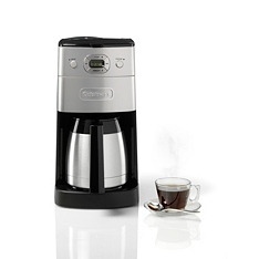 Cuisinart Grind & Brew filter coffee maker