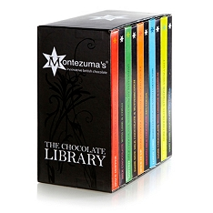 Montezuma's Chocolate Bar Library 900g