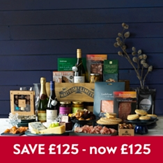 Christmas Celebration Hamper from Waitrose