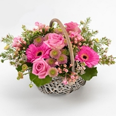 Same Day Secret Garden Basket