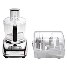 Dualit polished 1500 food processor