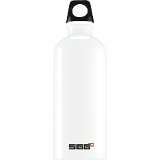 SIGG Traveller aluminium water bottle, 0.6 litre