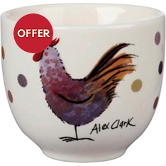Churchill China Rooster egg cup