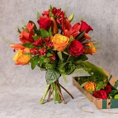Russet Tapestry Bouquet