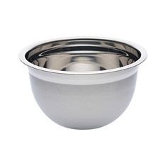 Kitchen Craft stainless steel mixing bowl, 2 litre