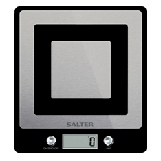 Salter stainless steel platform scale