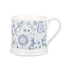 Churchill China Penzance midi elm mug