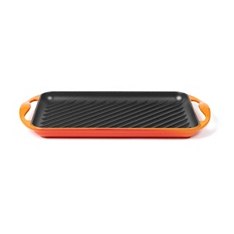 Le Creuset 32.5cm rectangle volcanic grill