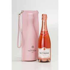 Taittinger Rosé Champagne & Cool Bag