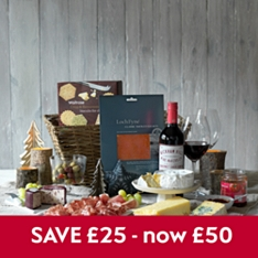 Gourmet Christmas Hamper from Waitrose