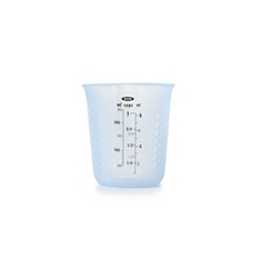 Oxo Good Grips 250ml Cup Squeeze & Pour Silicone Measuring Cup