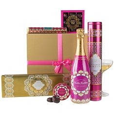 John Lewis Champagne and Fine Chocolate Gift Box