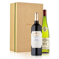 Spanish Wine Duo Gift Box
