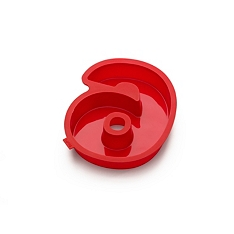 Lekue number 6 silicone cake mould