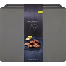 from Waitrose hard anodised baking sheet