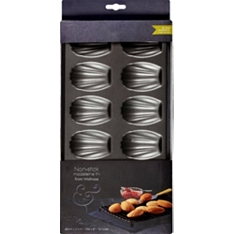 from Waitrose non-stick 12 hole madeleine tin