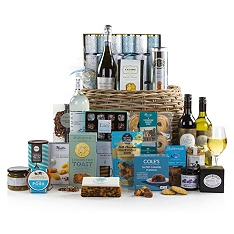 John Lewis Winter Frost Christmas Hamper