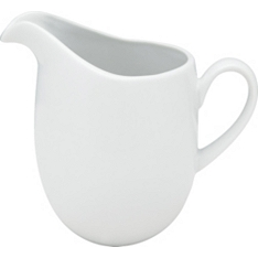Waitrose Chef's White pint jug