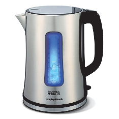 Morphy Richards Accents stainless steel kettle