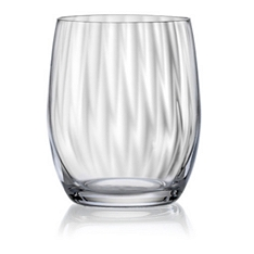 Ella Sabitini Waterfall tumblers, set of 6