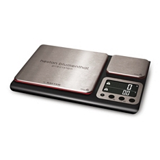 Heston dual precision scale
