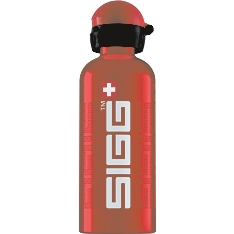 SIGG SIGGnature aluminium water bottle, 0.6 litre