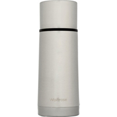Waitrose vacuum flask, 350ml