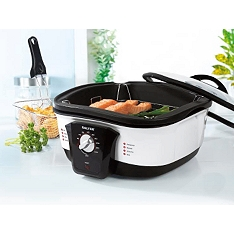 Salter 1500 Watt 5 Litre 8 In 1 Multi Cooker