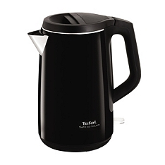 Tefal black safe to touch kettle
