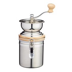 le'xpress stainless steel coffee grinder