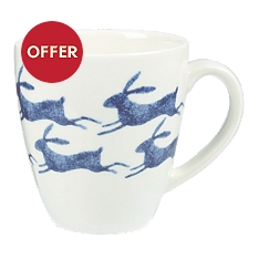 Churchill China fishie on a dishie harie mug