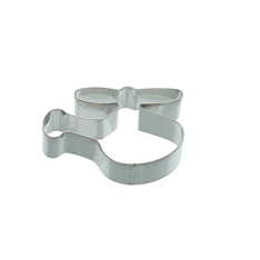 Kitchen Craft helicopter metal cookie cutter