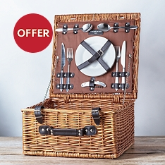 Todhunter 2 Person Picnic Basket