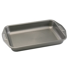 Circulon rectangular 40cm cake tin