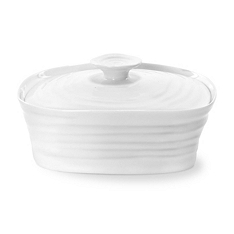 Sophie Conran white butter dish