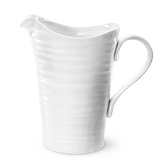 Sophie Conran 3L white pitcher