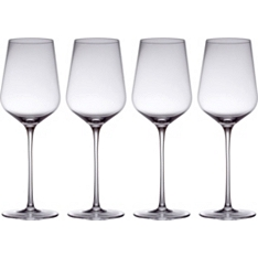 from Waitrose white wine glasses, set of 4