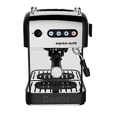 Dualit auto 3 in 1 coffee machine
