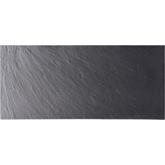 Waitrose Dining 40cm slate rectangular runner