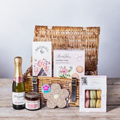 Sparkling Tea Time Hamper