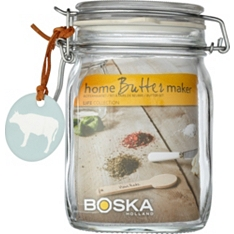 Boska Home butter making kit