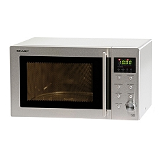 Sharp Stainless Steel Microwave R28 STM
