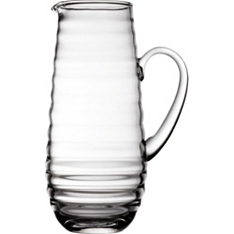 Waitrose Dining Artisan glass jug