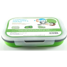 Good 2 Go rectangular 1L green container